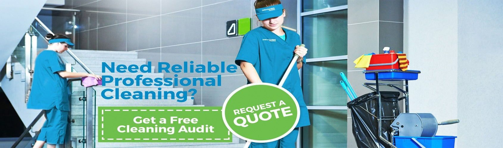 free cleaning commercial cleaning quote
